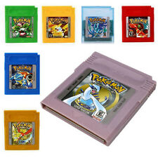 Pokemon Nintendo Game Card Game Boy Children Gift for GBC GBA GB SP Game Console