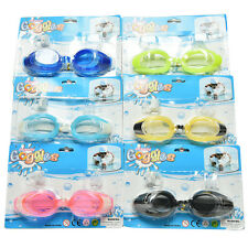Adult Summer Diving Swimming Glasses Goggles Set Earplugs Nose Clip 8X6