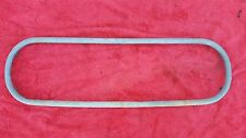 1936 1937 1938 CHEVY GMC pickup truck rear window frame cast pot metal trim