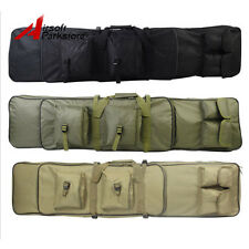 120CM Tactical Hunting Paintball Rifle Gun Shotgun Carrying Case Bag Backpack