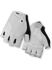 New GIRO LX Short Finger Cycling Gloves, White