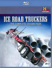 Ice Road Truckers The Complete Fourth Season.BLU-RAY,BRAND NEW,FREE SHIPPING