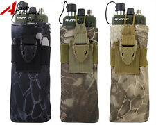 Airsoft Tactical Military Molle PRC 148 MBITR Radio Walkie Talkie Belt Pouch Bag