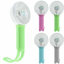 Portable Handheld Super Mute USB Power/Battery Operated Mini Fan Cooling Cooler