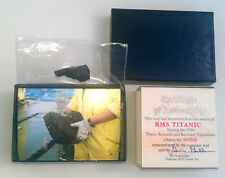 TITANIC COAL(VERY RARE)COLLECTORS EDITION PRESENTATION BOX! AUTHENTIC W/ COA