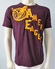American Eagle Outfitters AE Men Athletic Fit Applique Graphic T Shirt NwT xs XL