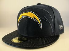 San Diego Chargers NFL OnField New Era 59FIFTY Fitted Hat Cap Navy