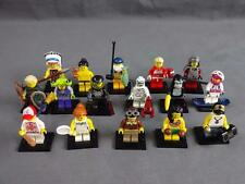 Lego Collectible MiniFigure Series 3 Complete Set of 16 Mini Figures