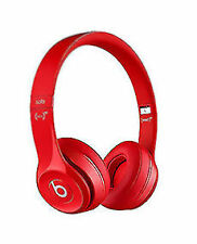 Brand New Sealed --- Beats by Dr. Dre Solo2 Wired Headband Headphones - Red