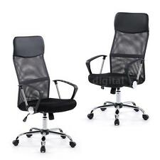 Mesh Adjustable High-Back Office Chair Swivel Computer Executive Task Chair C5V5