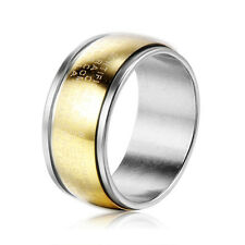 Mens vogue Jewelry Ring Band Ring Size 10 Stainless Stell Wholesale