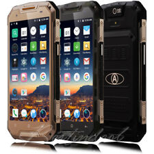 "Shockproof 5""  Quad Core Android Smartphone 3G Unlocked Mobile Phone Dual SIM"