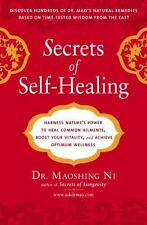 SECRETS OF SELF-HEALING - DR. MAOSHING NI (HARD COVER)
