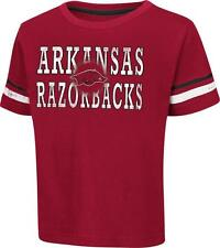 Toddler Short Sleeve Arkansas Razorback T-Shirt
