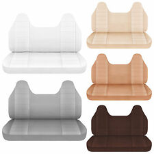 AFCC Ford f 150-250-350  cotton  bench seat cover with molded headrest 24 colors