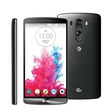 LG G3 D850 4G 32GB 13MP Unlocked Android OS (AT&T) Smartphone- Black/White