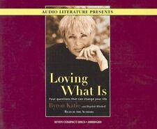 Loving What Is: Four Questions That Can Change Your Life Katie, Byron Books-Good