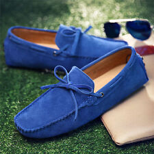 2017 Men's Shoes  Shoes Slip-On Suede Leather Shoes Driver's Shoes