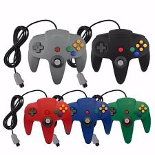 NEW Long Controller Game System for Nintendo 64 N64 With 5 Colors