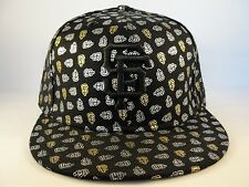 MLB San Francisco Giants New Era 59FIFTY Fitted Hat Cap Black Silver Gold Logos