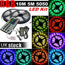 16 Colors 3528 SMD 300 LEDs Waterproof Flexible Strip Light/12V 5A Power/Remote