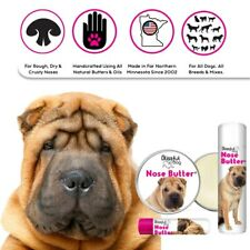 CHINESE SHAR-PEI ALL NATURAL NOSE BUTTER FOR ROUGH DRY SHAR PEI NOSES