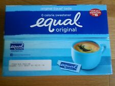 EQUAL 1 BOX x 800 PACKETS NO CALORIE SWEETENER