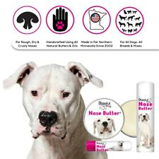 DOGO ARGENTINO ALL NATURAL HANDCRAFTED NOSE BUTTER FOR ROUGH, DRY DOG NOSES