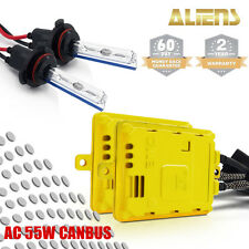 Aliens CanBus AC 55w HID Replacement Power Ballasts Xenon Light Conversion Kit