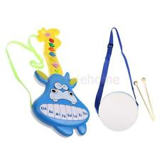 Baby Kids Musical Educational Developmental Music Guitar/Drum Toy Games Gift