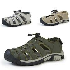 Mens outdoor Sport close toe hollow out Fisherman Sandals casual summer Shoes