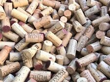 25 - 150 Used California Wine Corks, No champagne, No synthetic