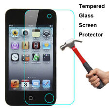 Premium Tempered Glass Screen Protector Slim Film Cover For Apple iPod Touch 4/5