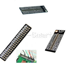 New Black GPIO Pin Reference Double Side Board for Raspberry Pi 2 Model B / B+