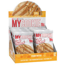Pro Supps MY COOKIE Oven Baked Protein Cookies - Box of 12 PICK FLAVOR