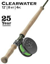NEW - Orvis Clearwater Switch 8wt 12' Fly Rod Outfit - FREE SHIPPING!