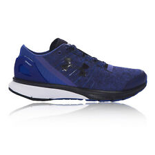 Under Armour Charged Bandit 2 Womens Blue Cushioned Running Shoes Trainers