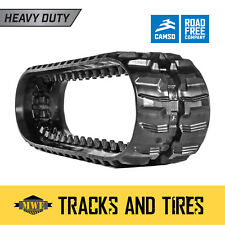 """Ditch Witch HT25 9"""" Camso Heavy Duty  Trencher Rubber Track"""