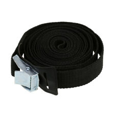 High Strong Tie Down Straps with Metal Cam Buckle for Kayak Canoe