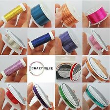 The Crazy Wire Company's Craft Wire Clearance Sale - Bargain Prices!!