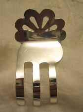 """STERLING SILVER 1"""" HAIR CLAW CLIP TAXCO MEXICO NEW BARRETTE 6 styles 7-12"""