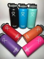 NEW 18oz/32oz/40oz Hydro Flask Wide Mouth Insulated Stainless Steel Water Bottle