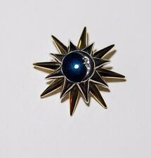 Liz Claiborne Sun Pin in Gold Tone and Silver Tone