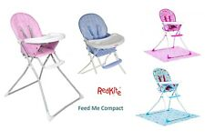 Red Kite Feed Me Compact Baby Feeding High Chair