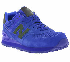 New New Balance 574 Shoes Women's Sneakers Sneakers Blue WL574UWB Leisure SALE