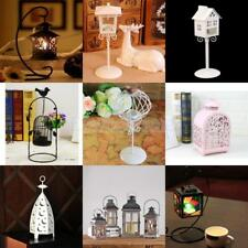 Various Wedding Tealight Votive Candle Holder Retro Candlesticks Stand Lantern