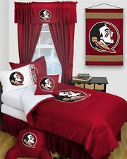 FSU Florida State University Dorm Bedding Comforter Set