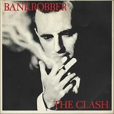 "Clash Bankrobber + Sleeve - EX 7"" vinyl single record UK CBS8323 CBS 1980"