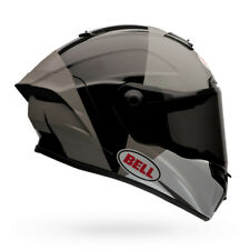 "Bell ""Star"" Motorcycle Helmet Spectre Black/Silver/Grey (Small)"