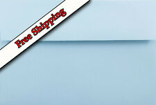Pastel Blue A6 Boxed Envelopes for 4 x 6 Invitations Announcements Showers Photo
